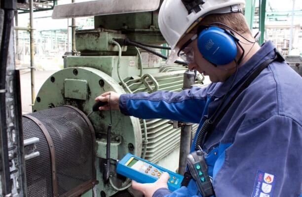 Вибромониторинг и вибродиагностика оборудования в компании Сфера технической экспертизы