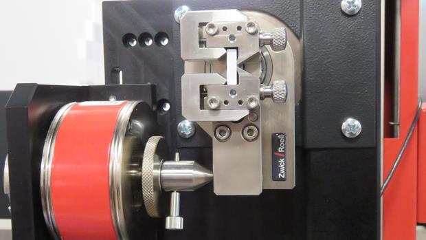 Гидравлическая машина для испытания металлов на изгиб
