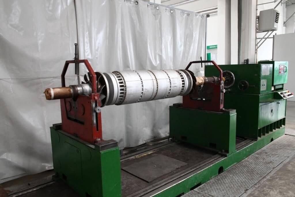 Динамическая балансировка роторов от компании «Сфера технической экспертизы»