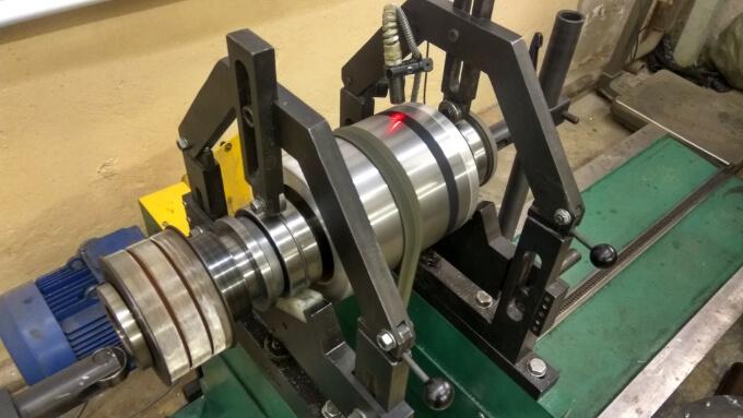 Балансировка валов, турбин и роторов от компании «Сфера технической экспертизы»