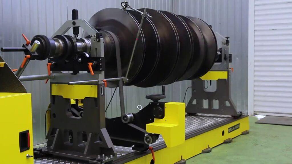 Балансировка роторов динамического оборудования от компании «Сфера технической экспертизы»