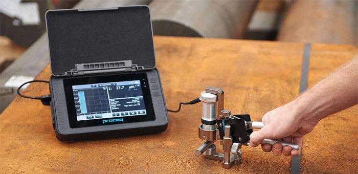 Измерение твердости металла по Роквеллу от компании «Сфера технической экспертизы»