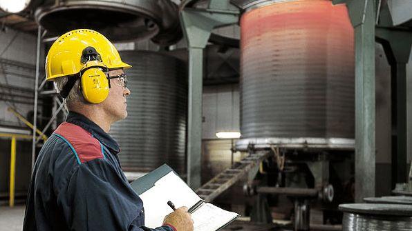 Измерение уровня шума на рабочих местах
