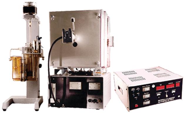 Оборудование для химического анализа металлов в лабораторных условиях